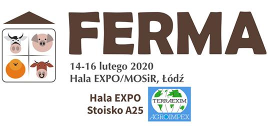Wystawa rolnicza FERMA 2020